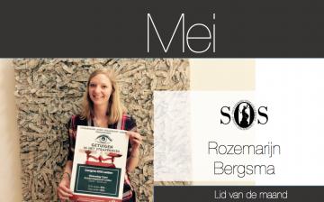 Lid van de maand: Mei – Rozemarijn Bergsma